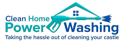 Clean Home Power Washing logo
