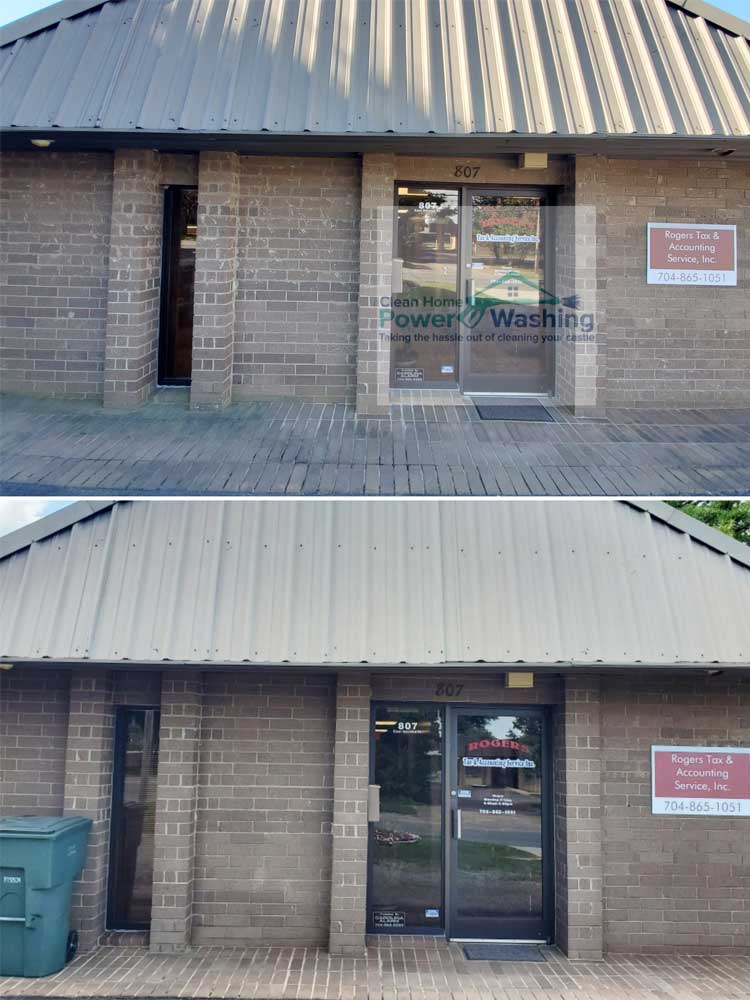Commercial Power Washing Services