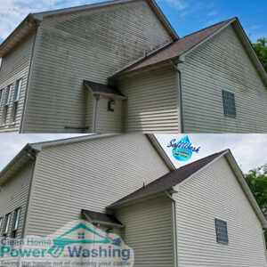 Exterior House Washing