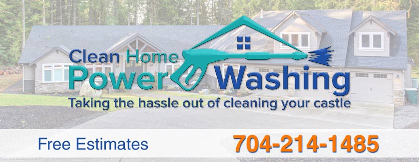 Clean Home Power Washing