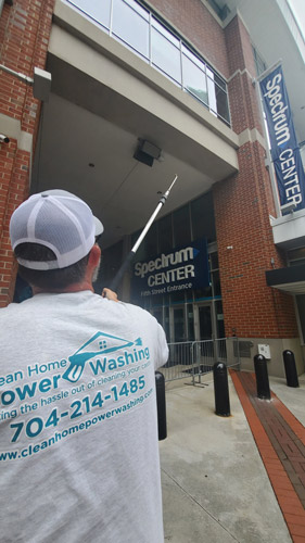 Pressure Washing in Charlotte, NC