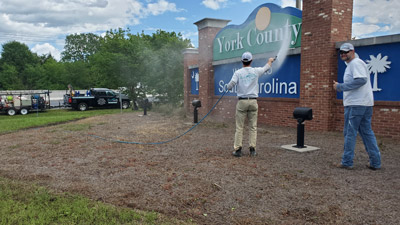 Pressure Washing in Fort Mill, SC